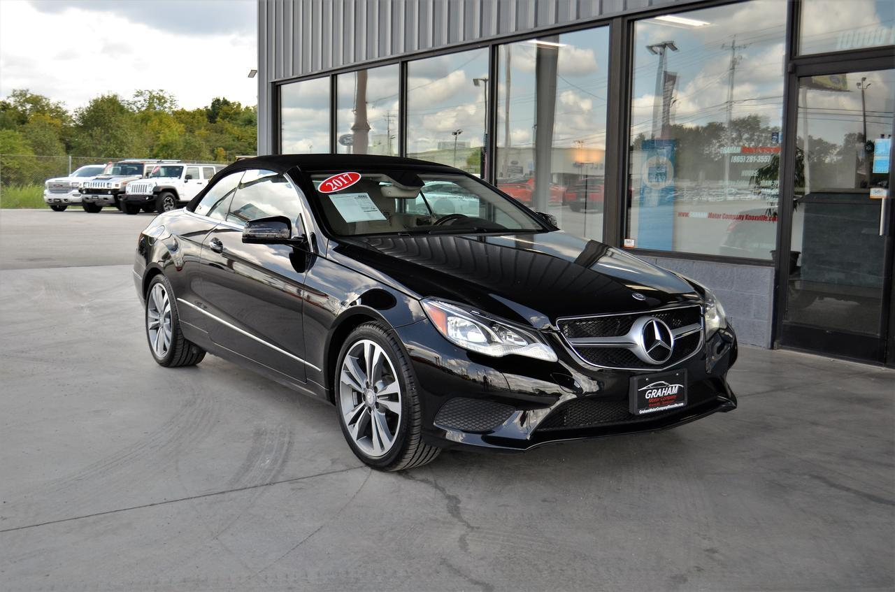 2017 MERCEDES-BENZ E-CLASS E400 Knoxville TN