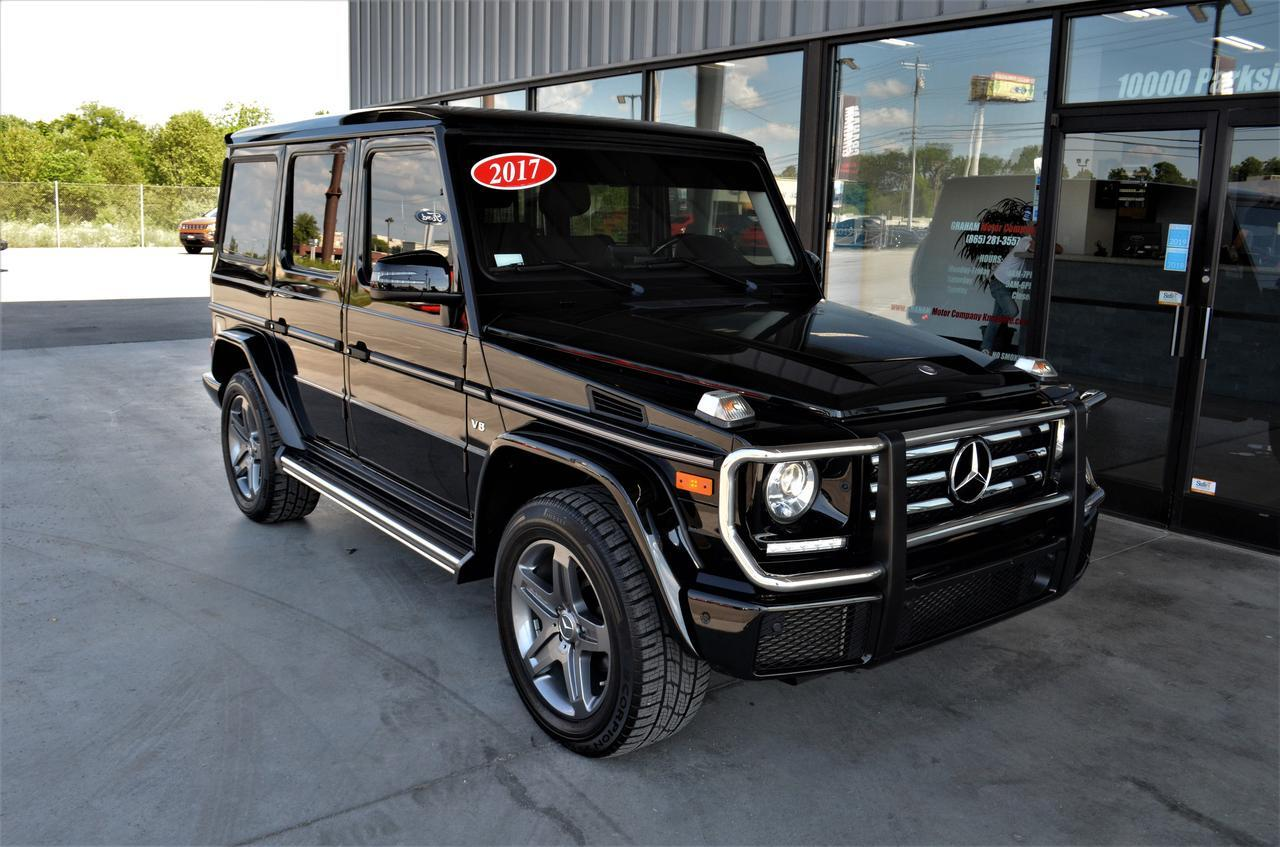 2017 MERCEDES-BENZ G-CLASS G550 Knoxville TN