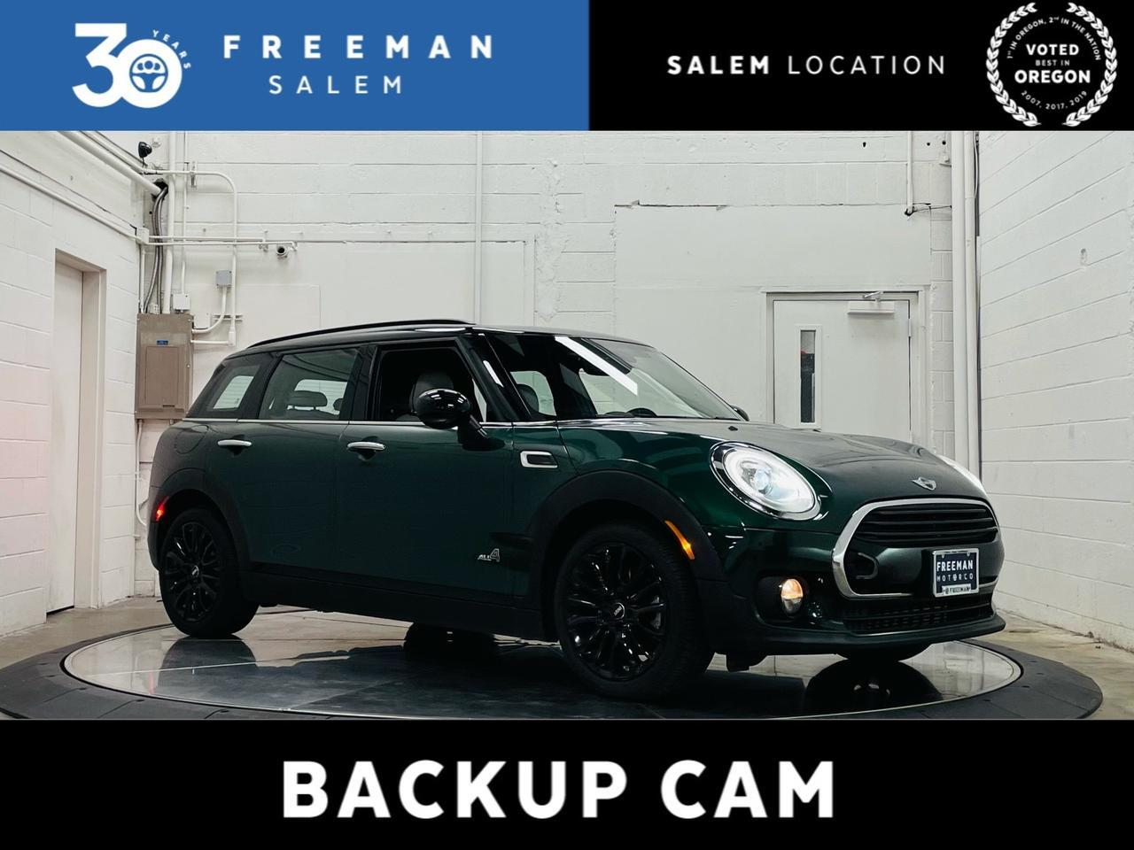 2017 MINI Clubman ALL4 Sport Package JCW Interior Cold Weather Pkg Salem OR