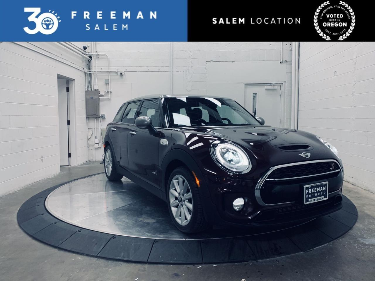 2017 MINI Clubman Cooper S ALL4 Backup Cam Pano Roof Salem OR