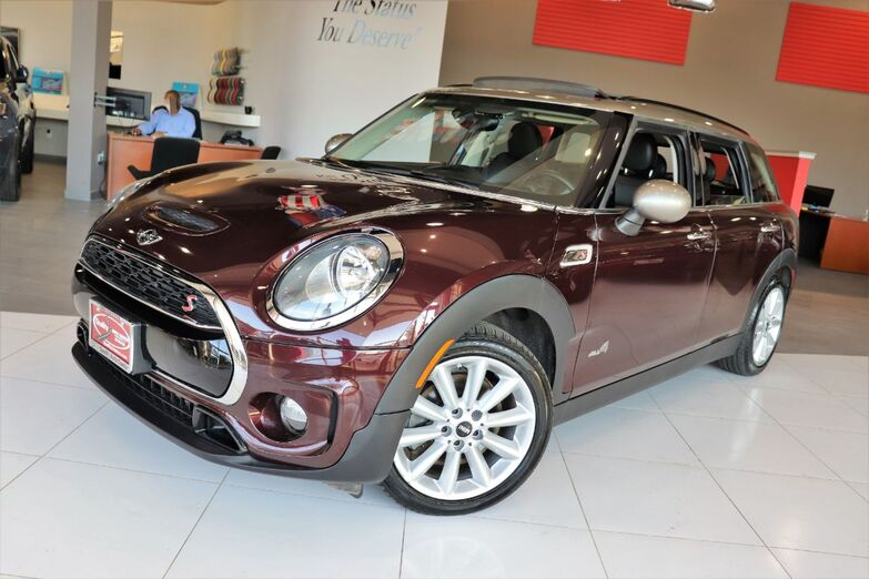 2017 MINI Clubman Cooper S Cold Weather Package Panorama Roof 1 Owner Springfield NJ