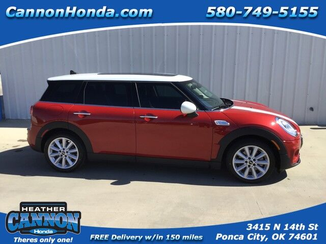 2017 MINI Clubman Cooper S Ponca City OK