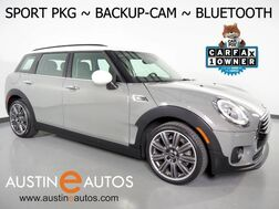 2017_MINI_Clubman Cooper_*SPORT PACKAGE, BACKUP-CAMERA, PARK DISTANCE CONTROL, COMFORT ACCESS, LED HEADLIGHTS, 18 INCH WHEELS, BLUETOOTH PHONE & AUDIO_ Round Rock TX