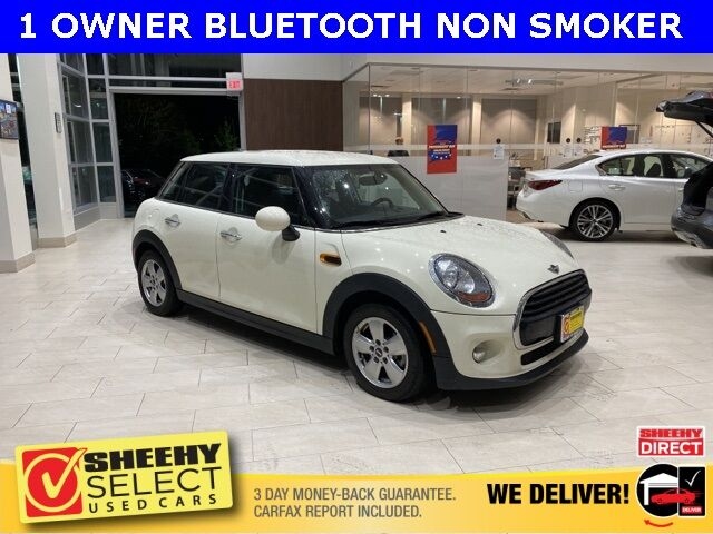 2017 MINI Cooper 1 OWNER Chantilly VA