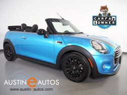 2017_MINI_Cooper Convertible_*AUTOMATIC, MINI VISUAL BOOST, HEATED FRONTS SEATS, STEERING WHEEL CONTROLS, BLACK ALLOY WHEELS, BLUETOOTH PHONE & AUDIO_ Round Rock TX