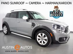 2017_MINI_Cooper Countryman_*PANORAMA MOONROOF, BACKUP-CAMERA, HARMAN/KARDON, POWER SEATS & TAILGATE, HEATED SEATS, COMFORT ACCESS, BLUETOOTH PHONE & AUDIO_ Round Rock TX
