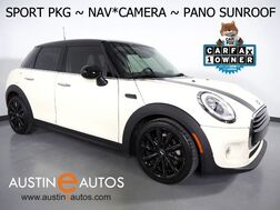 2017_MINI_Cooper Hardtop 4 Dr_*SPORT PKG, NAVIGATION, BACKUP-CAMERA, PANORAMA MOONROOF, HARMAN/KARDON, COMFORT ACCESS, BLACK ALLOYS, BLUETOOTH PHONE & AUDIO_ Round Rock TX