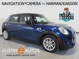 2017_MINI_Cooper Hardtop S 4Dr_*NAVIGATION, BACKUP-CAMERA, HARMAN/KARDON, VISUAL BOOST, PARK DISTANCE CONTROL, LED HEADLIGHTS, BLUETOOTH PHONE & AUDIO_ Round Rock TX