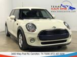 2017 MINI Cooper LEATHER SEATS KEYLESS START BLUETOOTH DUAL CLIMATE CONTROL ALLOY