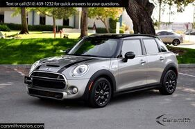 2017_MINI_Cooper S 4 Door Hatchback with Wired Pkg & Nav. MSRP $31,100_Sport model/LED Lights/Rear Camera/16 Black Spoke Wheels_ Fremont CA