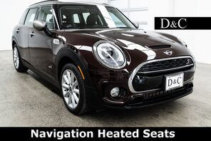 2017_MINI_Cooper S_Clubman ALL4 Navigation Heated Seats_ Portland OR