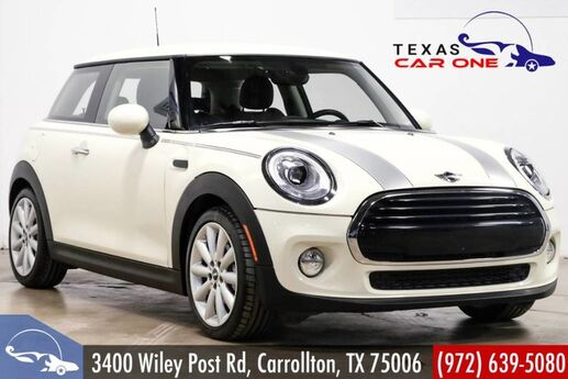 2017 MINI Cooper SPORT PACKAGE LEATHER SEATS BLUETOOTH AUTOMATIC Carrollton TX