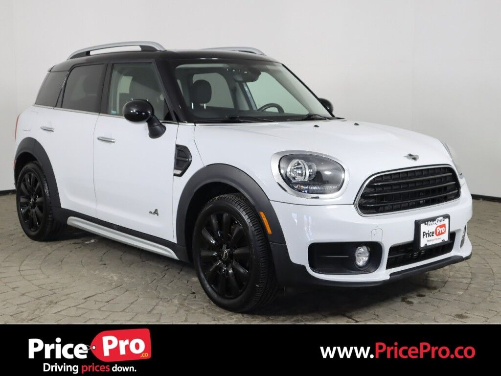 2017 MINI Countryman Cooper ALL4 w/Heated Leather/Pano Roof Maumee OH