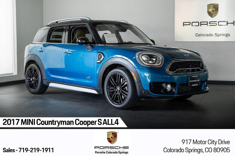 2017 MINI Countryman Cooper S ALL4 Colorado Springs CO