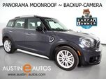 2017 MINI Countryman Cooper S *PANORAMA MOONROOF, BACKUP-CAMERA, VISUAL BOOST, COMFORT ACCESS, PARK DISTANCE CONTROL, 18 INCH WHEELS, BLUETOOTH PHONE & AUDIO