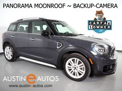 2017_MINI_Countryman Cooper S_*PANORAMA MOONROOF, BACKUP-CAMERA, VISUAL BOOST, COMFORT ACCESS, PARK DISTANCE CONTROL, 18 INCH WHEELS, BLUETOOTH PHONE & AUDIO_ Round Rock TX