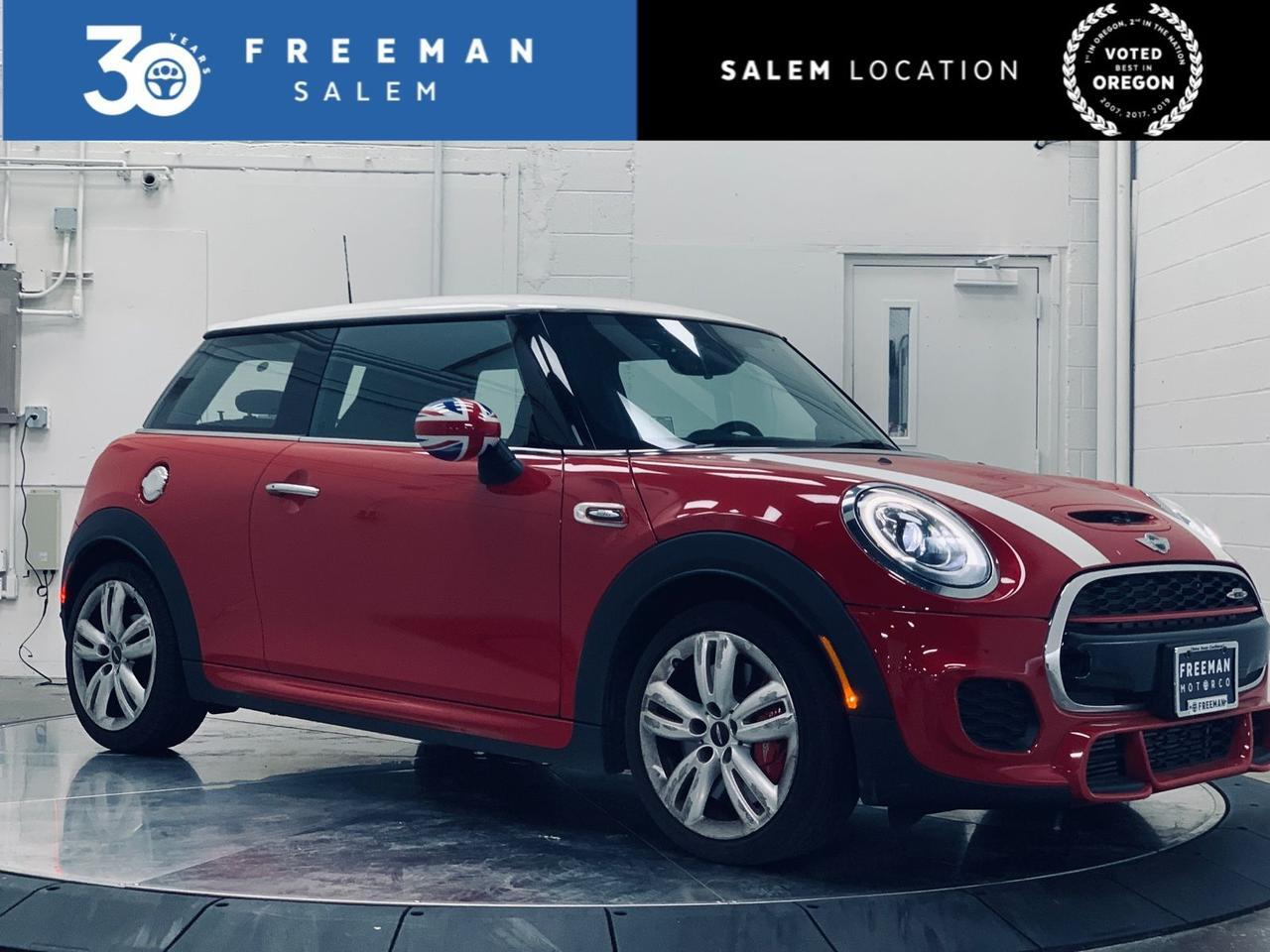 2017 MINI Hardtop 2 Door John Cooper Works Salem OR