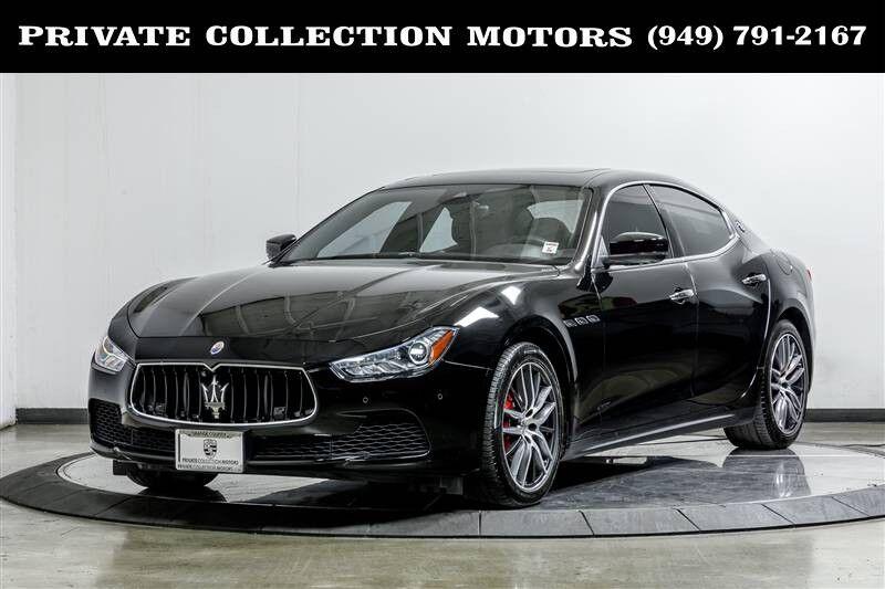 2017_Maserati_Ghibli_S_ Costa Mesa CA