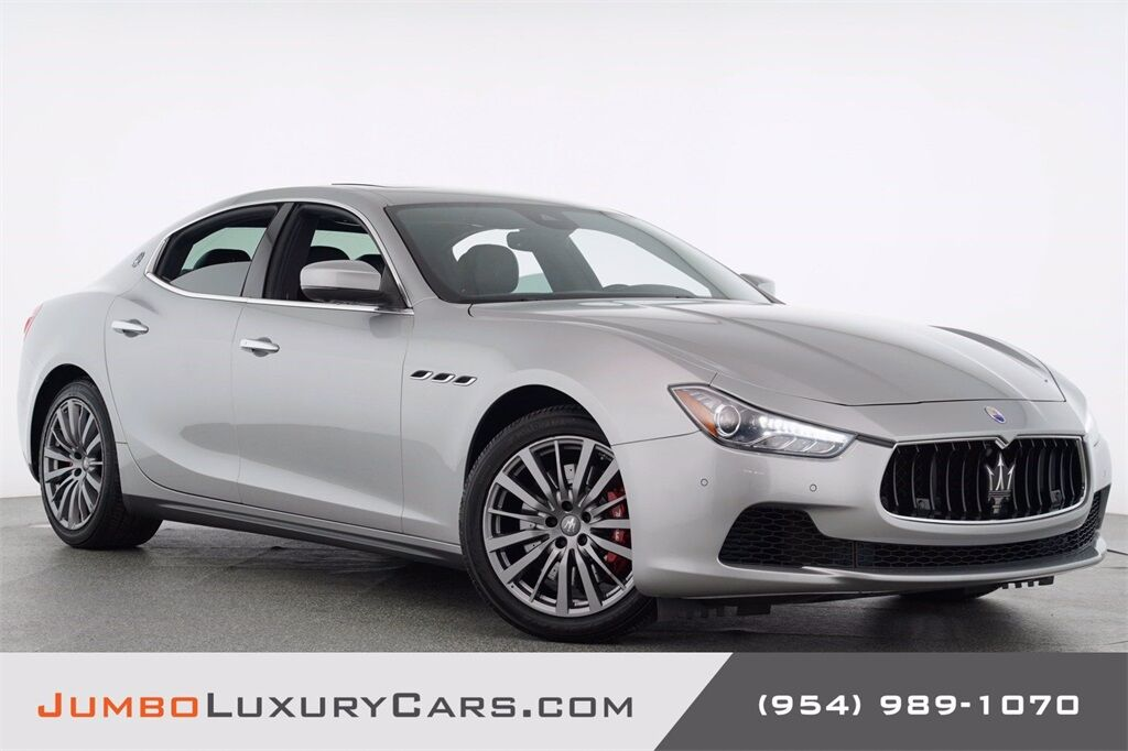 2017 Maserati Ghibli S Hollywood FL