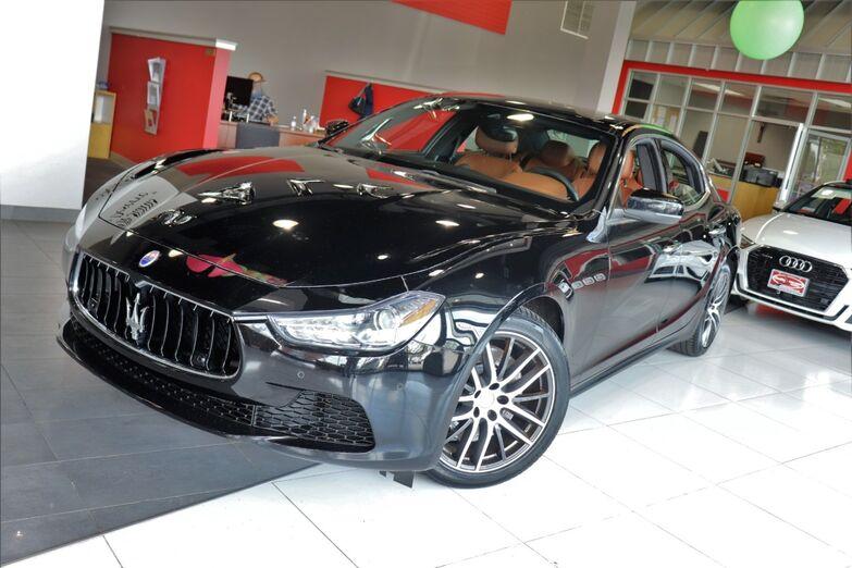 2017 Maserati Ghibli S Q4 Navigation Sunroof 1 Owner Springfield NJ