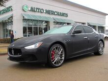 2017_Maserati_Ghibli_S*BACK UP CAM,BLUETOOTH,NAVIGATION,REAR PARKING AID_ Plano TX