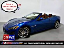 2017_Maserati_GranTurismo Convertible_MC Convertible_ Fredricksburg VA