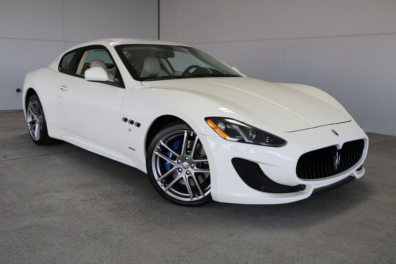 2017 Maserati GranTurismo Sport Merriam KS
