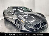 Maserati GranTurismo Sport NAV,HTD STS,PARK ASST,20IN WHLS,HID LIGHTS 2017