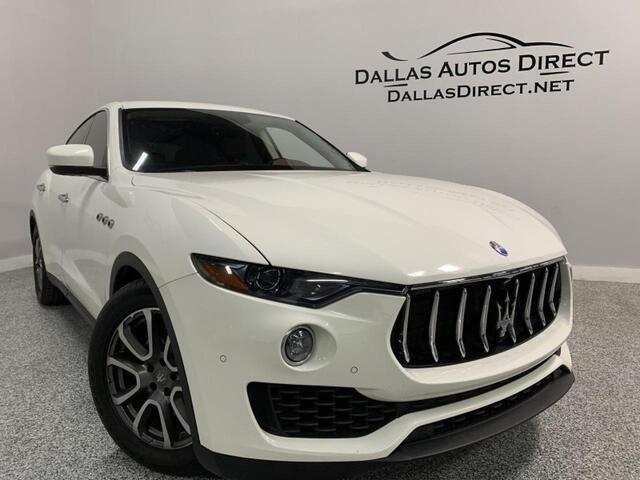 2017 Maserati Levante  Carrollton  TX