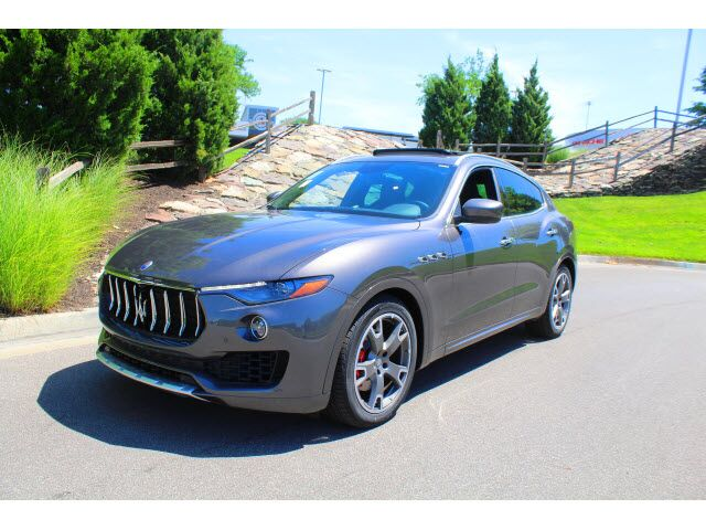 2017 Maserati Levante  Merriam KS