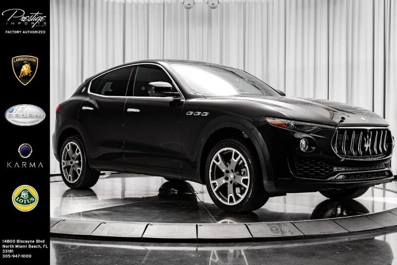 2017_Maserati_Levante__ North Miami Beach FL