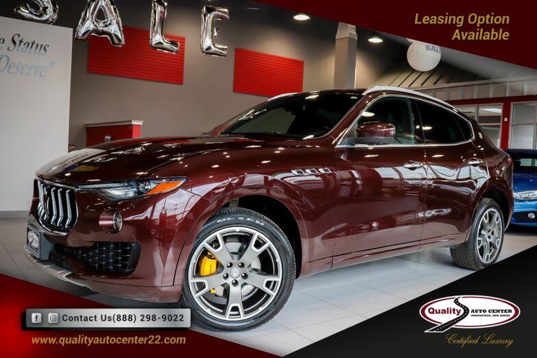 2017 Maserati Levante  Springfield NJ