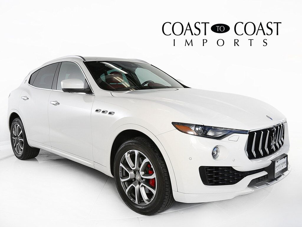 2017 Maserati Levante Base Indianapolis IN