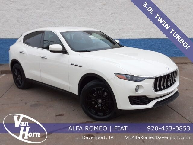 2017 Maserati Levante Base Plymouth WI