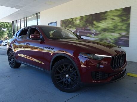 2017 Maserati Levante Base Raleigh NC