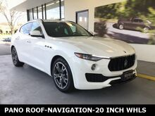2017_Maserati_Levante_Base_ Raleigh NC