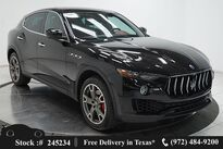 Maserati Levante NAV,CAM,PANO,HTD STS,BLIND SPOT,20IN WLS 2017