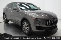 Maserati Levante NAV,CAM,PANO,HTD STS,PARK ASST,19IN WLS 2017