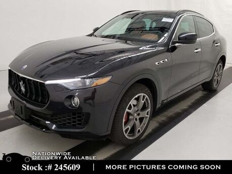 2017_Maserati_Levante_NAV,CAM,PANO,HTD STS,PARK ASST,20IN WHLS_ Plano TX
