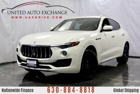 2017_Maserati_Levante_S 3.0L V6 Twin Turbo Engine AWD w/ Push Start Button, Pano Sunroof & Rear View Camera_ Addison IL
