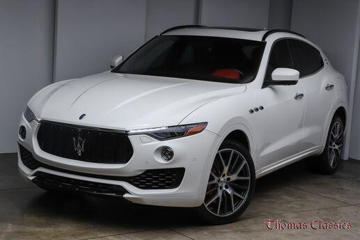 2017 Maserati Levante S Akron OH