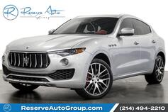 2017 Maserati Levante S LUXURY ZEGNA PACKAGE Advanced Driver Asst Pkg