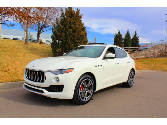 2017 Maserati Levante S Merriam KS