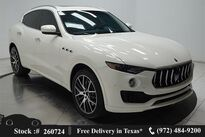 Maserati Levante S NAV,CAM,PANO,HTD STS,BLIND SPOT,21IN WHLS 2017