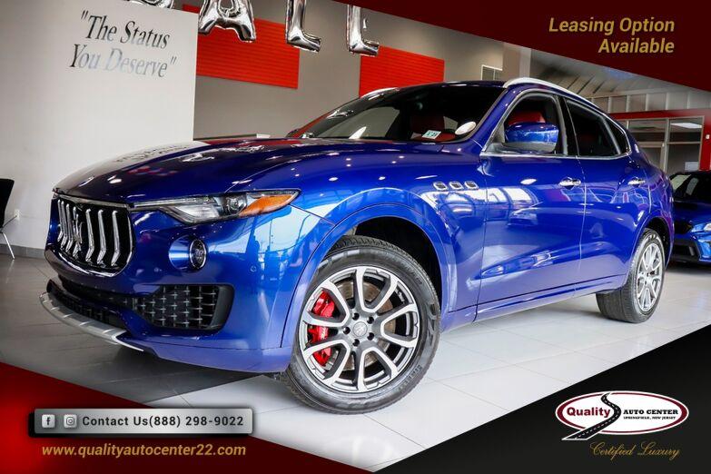 2017 Maserati Levante S Springfield NJ