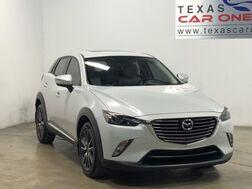 2017_Mazda_CX-3_GRAND TOURING BLIND SPOT ASSIST HEADUP DISPLAY NAVIGATION SUNROO_ Carrollton TX