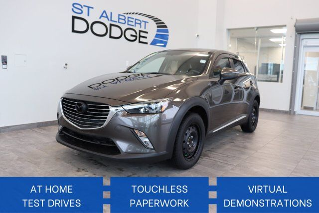 2017 Mazda CX-3 GT | BACK CAM | HEADS-UP DISPLAY |