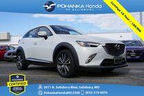 2017 Mazda CX-3 Grand Touring ** Pohanka Certified 10 Year / 100,000  **