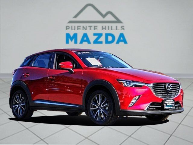 2017 Mazda CX-3 Grand Touring City of Industry CA