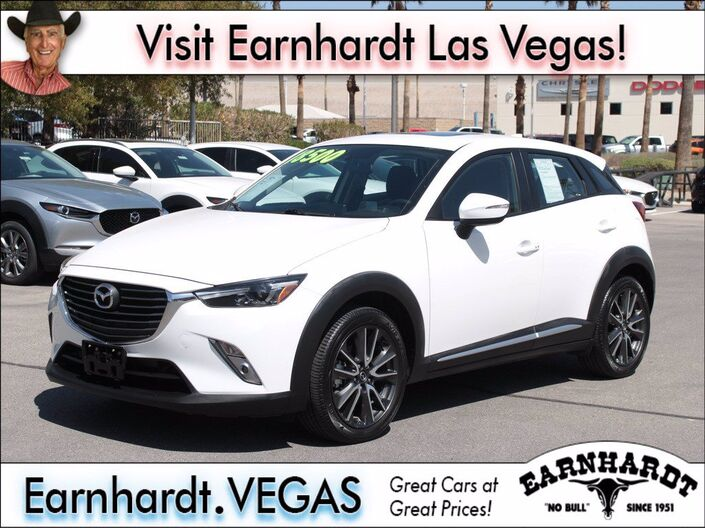 2017 Mazda CX-3 Grand Touring Las Vegas NV